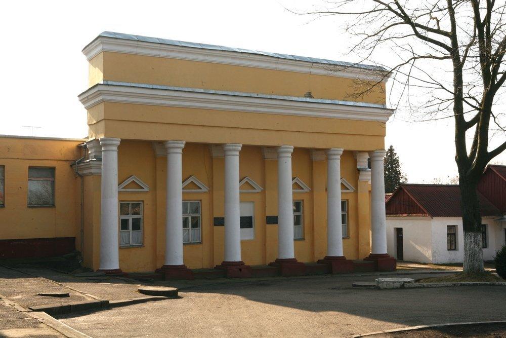 Гимназия в Свислочи | Планета Беларусь