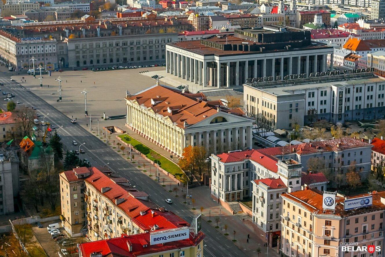 Минский проспект Независимости может войти в Список Всемирного наследия ЮНЕСКО.