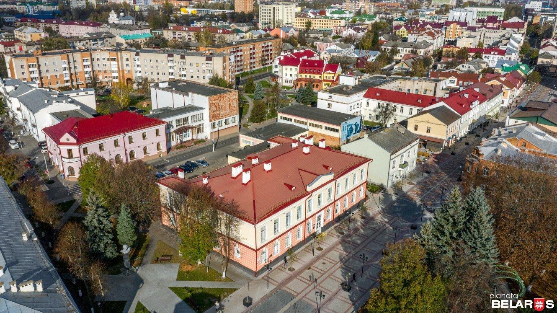 Как менялись города Беларуси: столица Полесья Пинск